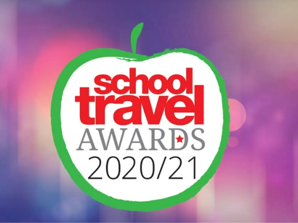 We are School Travel Awards finalists 4 years in a row!