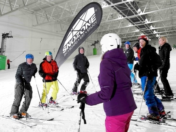 Connections between Snowsports and Mental Health