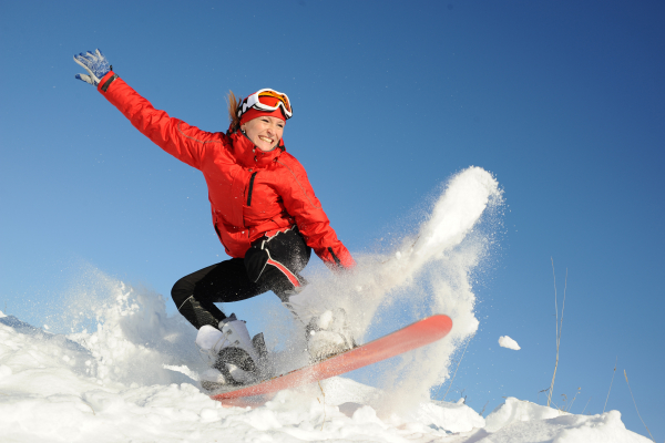 Will we see an increase in women & girls getting inspired to take up a new sport?