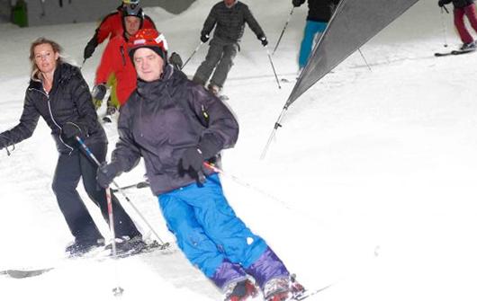 Ski Lesson Level 3