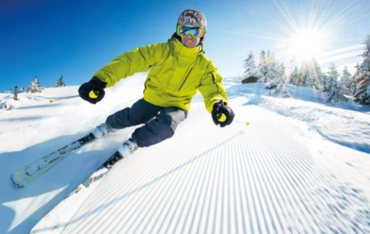 Ski Lesson Level 6