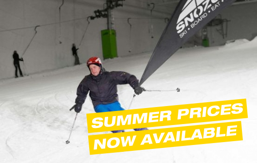Combined Ski Lessons Levels 3 & 4