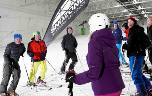 Combined Ski Lesson Levels 5 & 6