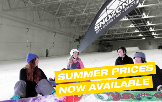 Combined Snowboard Lessons Levels 2 & 3
