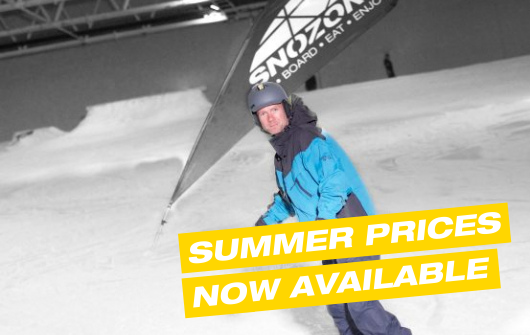 Combined Snowboard Lessons Levels 3 & 4