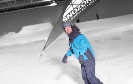 Snowboard Lesson Level 2