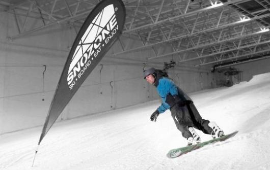 Snowboard Lesson Level 3