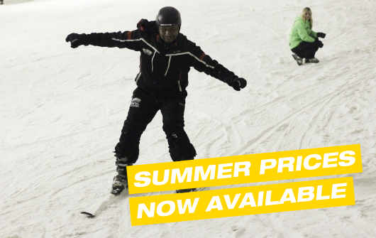 Combined Ski Lessons Levels 1 & 2