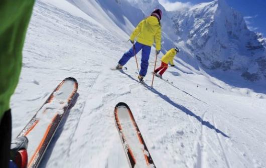 Ski Lesson Level 5