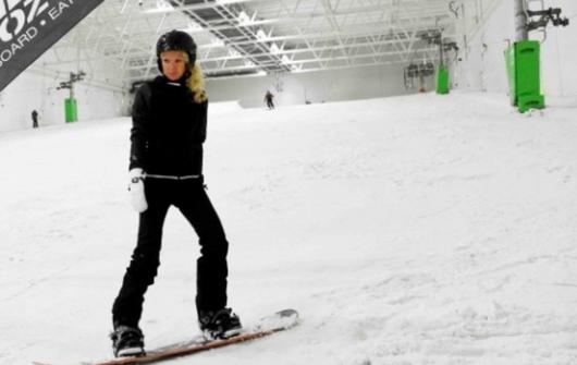 Snowboard Lesson Level 1