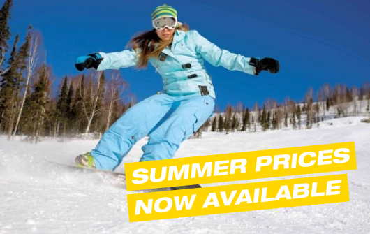 Combined Snowboard Lesson Levels 4 & 5