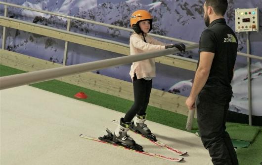 Private Ski Lesson for 1 - 3 pack