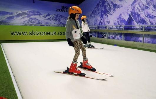 Private Ski Lesson for 2