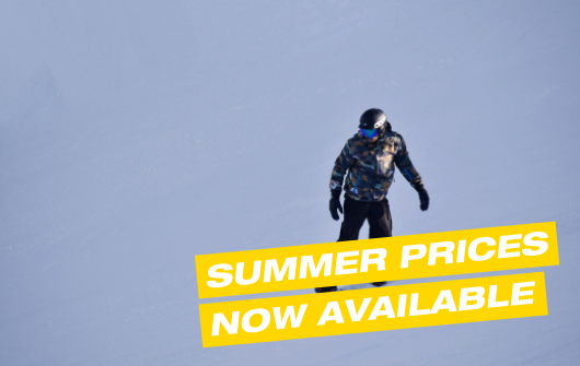 Adult Snowboard Improver Day Course