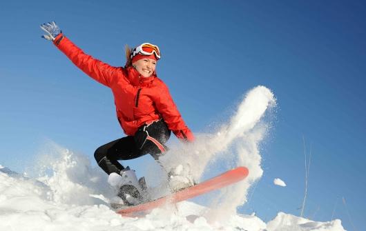 Development Coaching - Snowboard