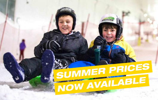 Family Fun Sledging Session 45 minutes