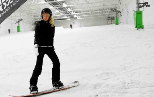 Snowboard Improver Day Course