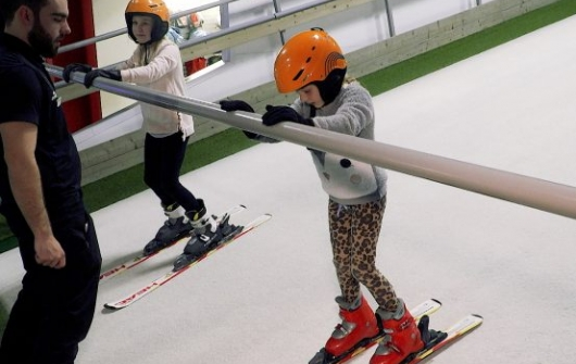 Family Ski Lesson - 3 Pack