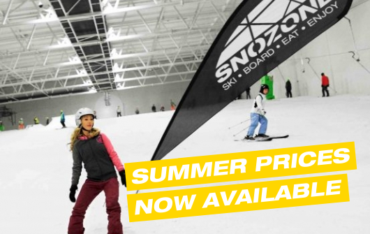 Combined Snowboard Lessons Levels 1&2