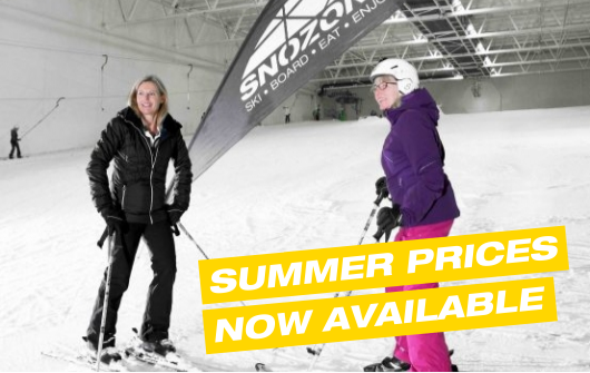 Combined Ski Lessons Levels 2 & 3