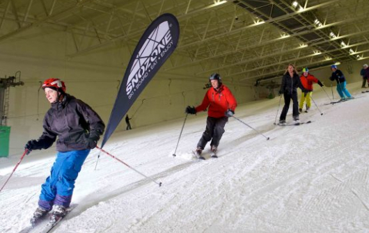 Ski Lesson Level 4