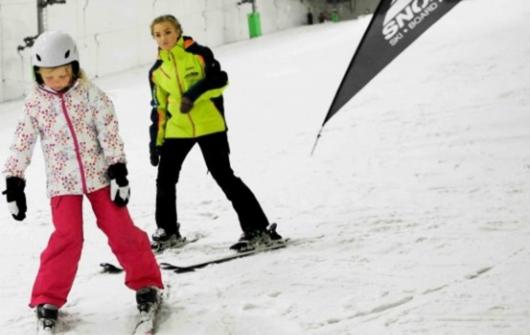 Ski Lesson Level 1